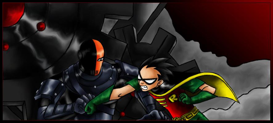 Slade VS Robin